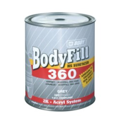 Apprêt anticorrosion HB BODY BODYFILL 360 2k HS