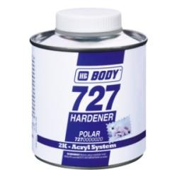 Durcisseur très rapide pour apprêts et vernis HB Body 727