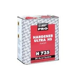 Durcisseur rapide pour vernis HB Body 735 (ultra hautement solide)