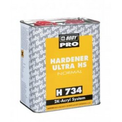 Durcisseur normal HB BODY H734 Hardener Ultra Hautement solide (2.5L)