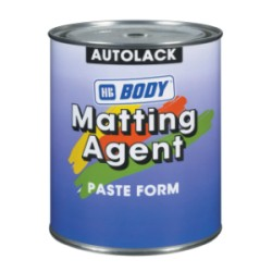 Pâte à mater HB Body 800 Matting Agent Paste Form