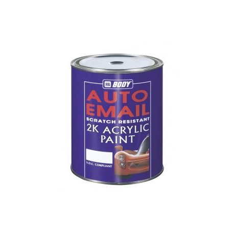 Peinture acrylique 2k AutoEmail 443 (anti-rayures)