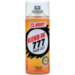 Aérosol spécial pour raccords noyés Blend-in 777 Fade Out Thinner