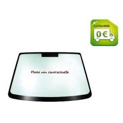 Pare-brise vert 6548AGSMVZ1B pour Peugeot 207 / 207CC / 207SW / 207 Van (cadre en PU)