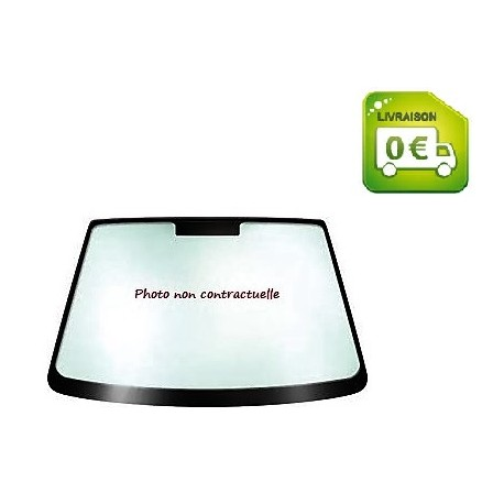 Pare-brise vert 6304AGN pour Isuzu D-Max / Isuzu Rodéo