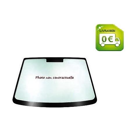 Pare-brise vert 3354AGS pour Fiat Doblo I