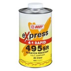 Vernis anti-rayures HB BODY Express 495 SR scratch resistant