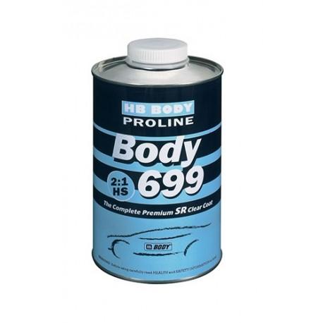 Vernis anti-rayures HB BODY Proline 699 SR (2:1 HS)