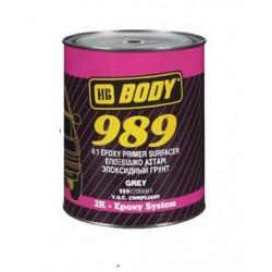 Apprêt époxy Hb Body 989 (résine époxyde)