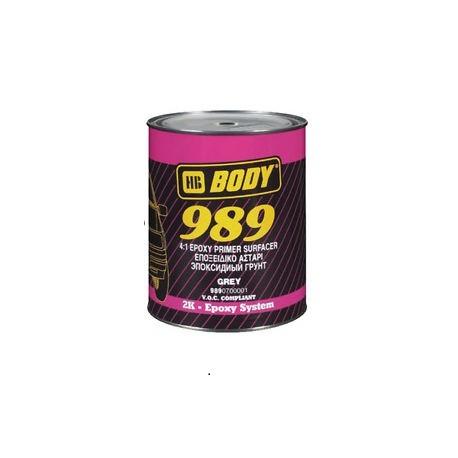Apprêt époxy Hb Body 989 4:1 Epoxy Primer Surfacer
