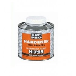 Durcisseur rapide pour apprêt 2k Hb Body H725 Hardener for Primers