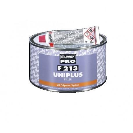 Mastic pour métal 2k HB body UniPlus F213