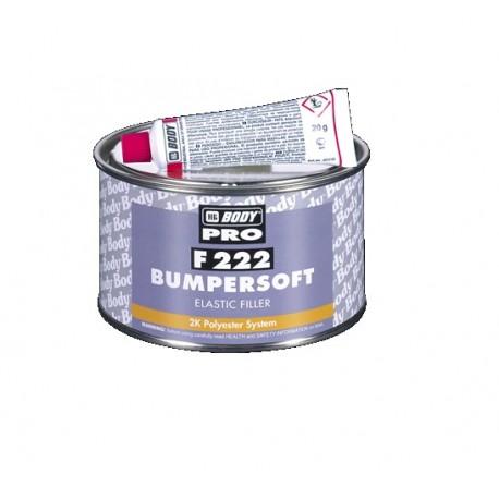 Mastic élastique pour pare-choc et plastique Hb Body F222