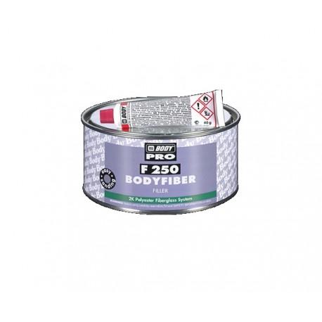 Mastic fibre de verre Hb Body Pro F250 BodyFiber Filler