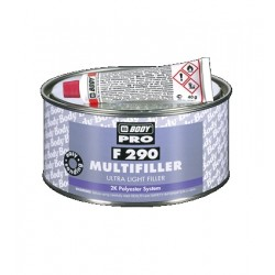 Mastic polyester Hb Body F290 MultiFiller Ultra Light filler