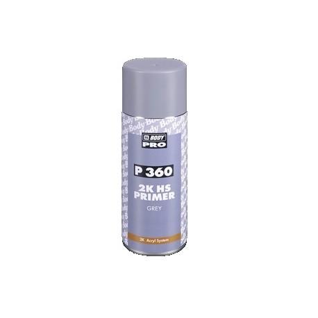 Bombe de peinture acrylique antirouille HB BODY P 360