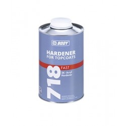 Durcisseur rapide HB Body 718 Hardener for topcoats Fast