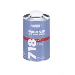 Durcisseur rapide HB BODY 718 pour peinture acrylique 2k (1L)