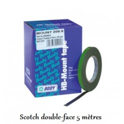 Scotch double face HB Body Hb-Mount Tape (5 mètres)