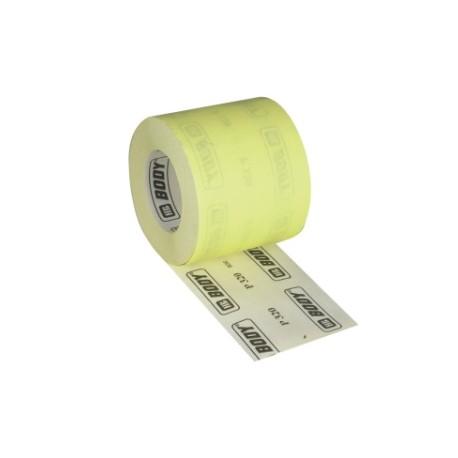 Rouleau de papier abrasif Hb Body Dry Sanding abrasives in rolls