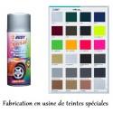 Bombe de peinture acrylique spéciale HB Body Special Auto & Decorative Paint (teintes à choisir)