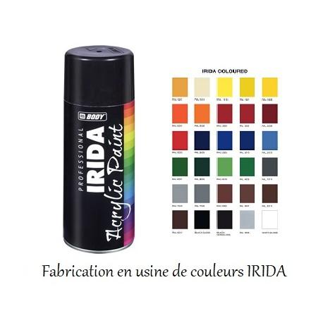 Fabriquez vos couleurs peintures sur Mike Services