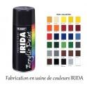 Bombe de peinture acrylique HB Body IRIDA Acrylic Paint (couleurs à choisir)
