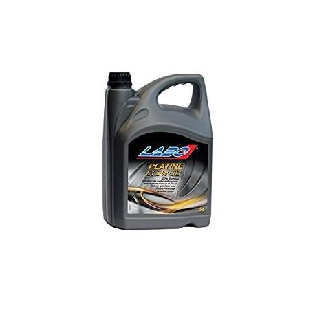 Fuchs lubrifiant moteur Labo Platine C1 5W-30 en 5 litres