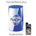 Fuchs Lubrifiant Labo Platine C2 5W-30 pour professionnels (tonnelet de 60 litres)