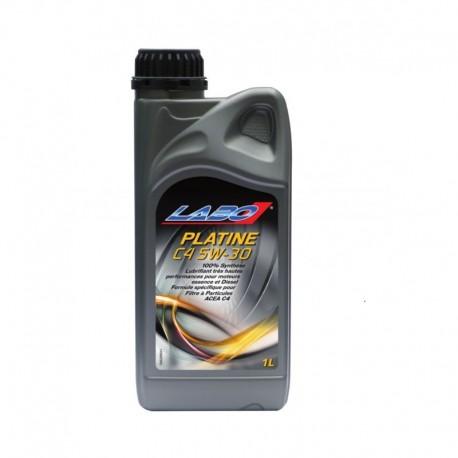 Fuchs lubrifiant moteur Labo Platine C4 5W-30 en 1 litre