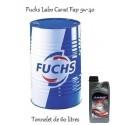 Fuchs Lubrifiant ACEA C3 Labo Carat FAP 5W-40 pour professionnels (tonnelet de 60 litres)