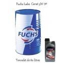 Fuchs Lubrifiant ACEA A3-B3-B4 Labo Carat 5W-30 pour professionnels (tonnelet de 60 litres)