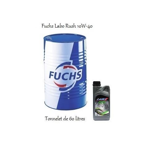 Fuchs Lubrifiant moteur pour professionnels Labo Rush 10W-40