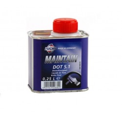Liquide de frein Fuchs Maintain DOT 5.1 (bouteille de 500 ml)
