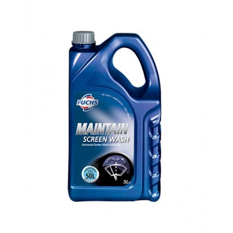 Fuchs Maintain Screen wash (5 litres)
