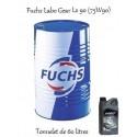 Fuchs lubrifiant Labo Gear LS 90 pour professionnels (tonnelet de 60L)