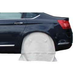 Housse de protection pour le passage de roue Finixa wheel protection cover