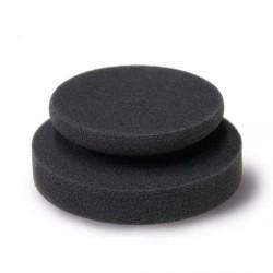 Mousse noire souple avec poignée de lustrage et cirage Finixa Hand Foam pad