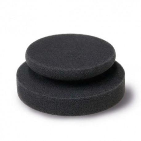 Mousse noire avec poignée de lustrage et cirage (Finixa)