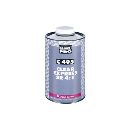HB BODY C495 Clear Express SR 4:1 2k acryl system