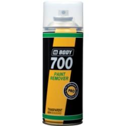 Décapant pour supprimer les peintures et nettoyer les outils HBBody 700