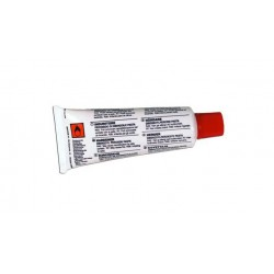 Durcisseur rouge pour mastic Finixa Hardener red (en tube de 50g)