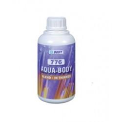 diluant raccord pour peinture à l'eau Hb Body 776 Aqua-Body Blend-in Thinner
