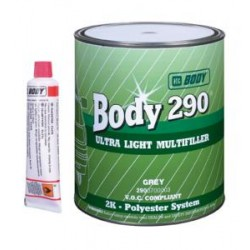 Mastic ultra léger Hb Body 290 Ultra Light MultiFiller