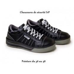 chaussures de sécurité S1P Finixa Snearkers (pointure du 36 au 48)