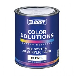vernis anti-rayures 2k Hb Body color Solutions SR Mix System 2K