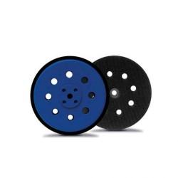 plateau de ponçage Velcro 8 trous Medium Finixa Sanding Pad universal Velcro 8 holes - 125 mm