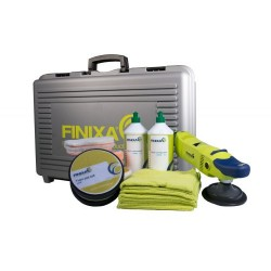 coffret complet de polissage Finixa Electric polishing kit