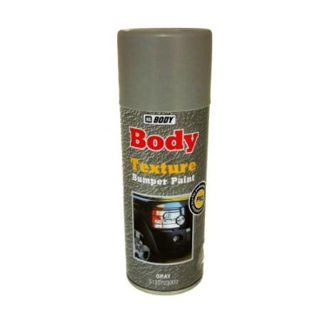 Aérosol gris pour pare-choc Hb Body Texture Bumper Paint GREY
