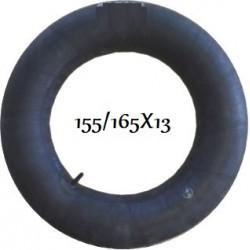 Chambre à air pour pneu de collection 155/165X13 Valve sortie oblique TR13